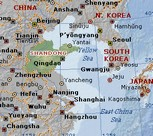 Shandong and neighbouring provinces